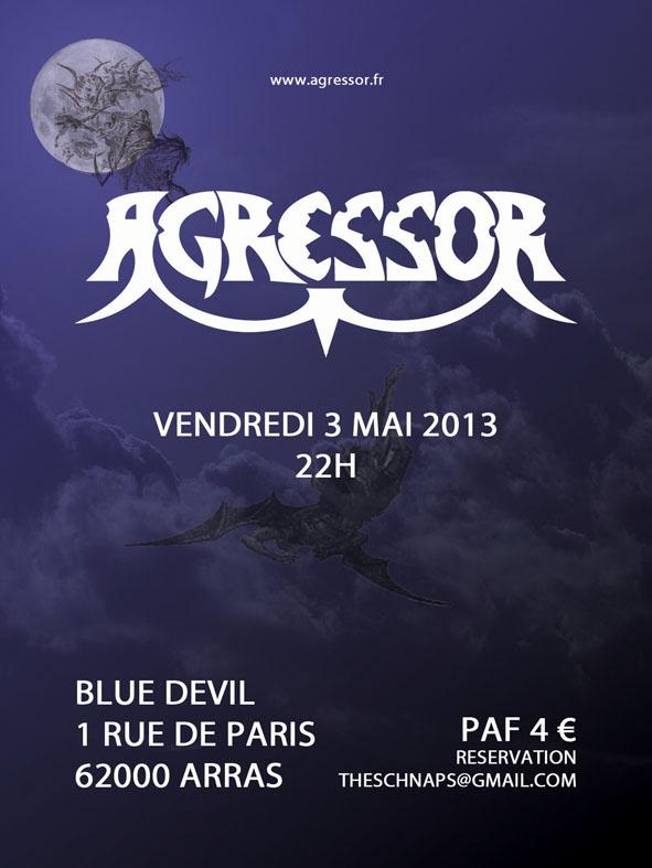 Le Blue Devil, Arras Fr, le 03/05/2013